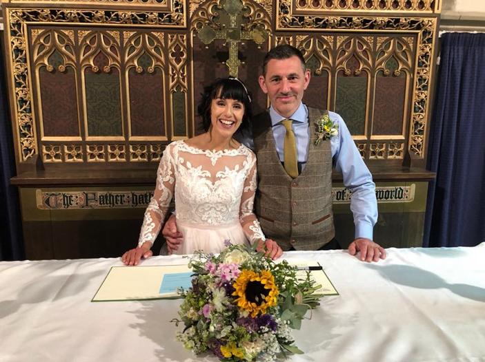 A Hidden Gem Offering the Perfect Tipi Wedding