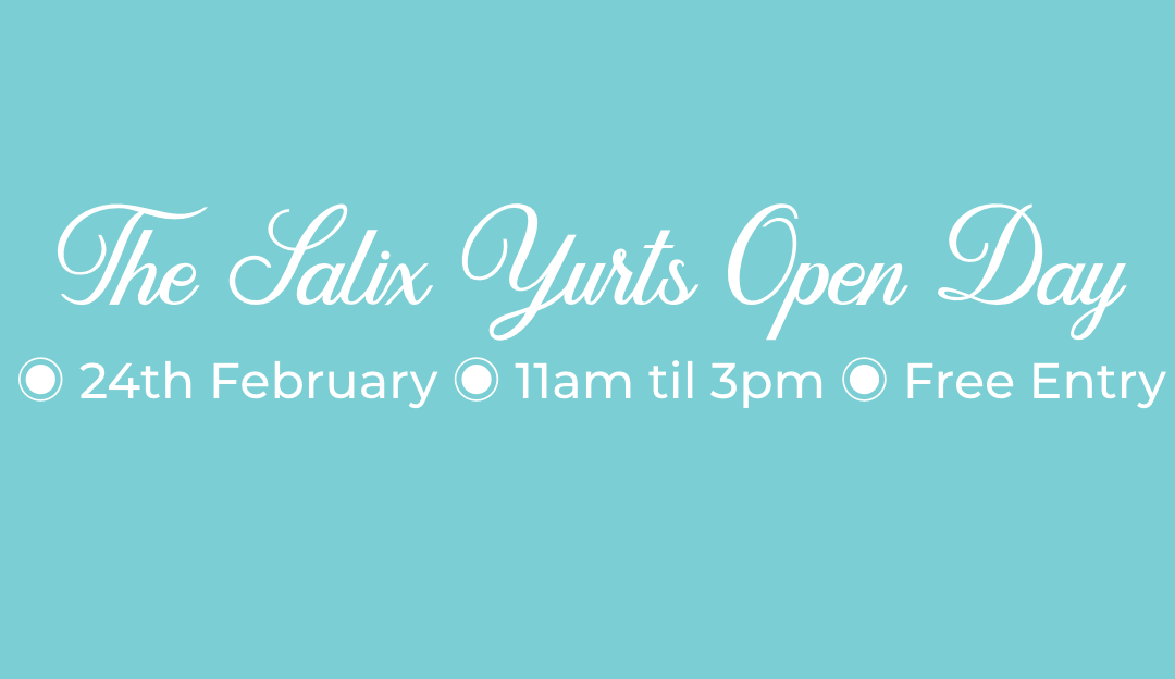 The Salix Yurts Open Day