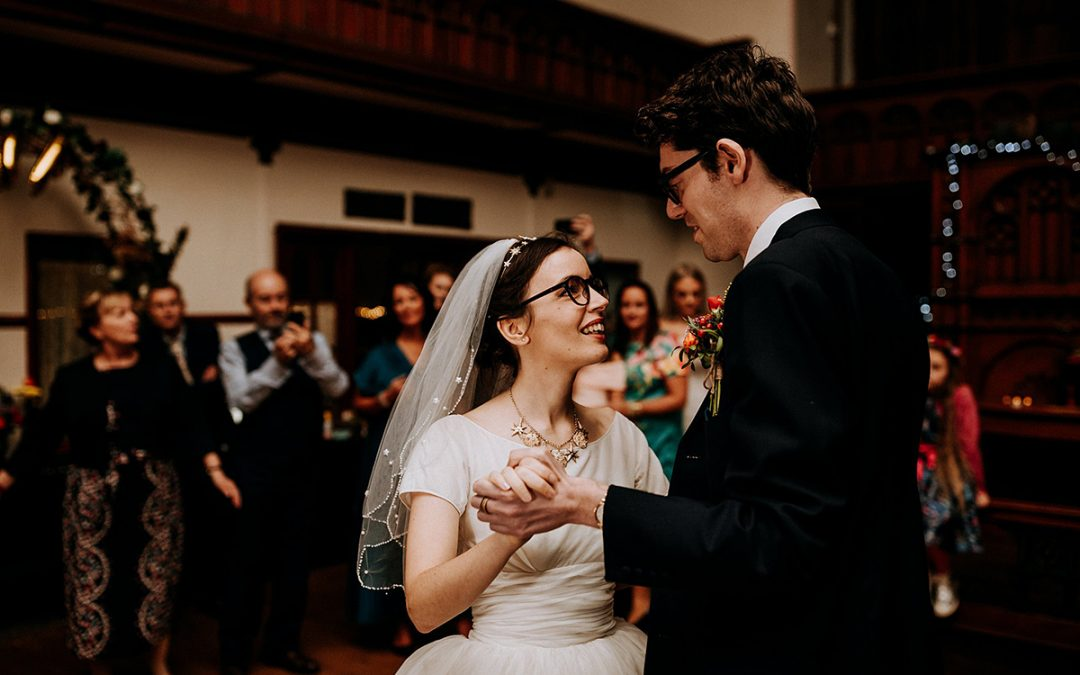 A Blog by Peter Hugo- Wedding photographer – From a wedding at The Brunswick Centre