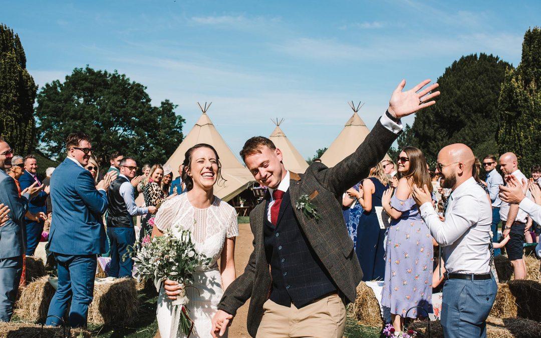Top Ten Marquee Wedding Venues in Yorkshire